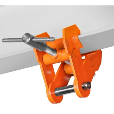 CSVW spindle beam clamps