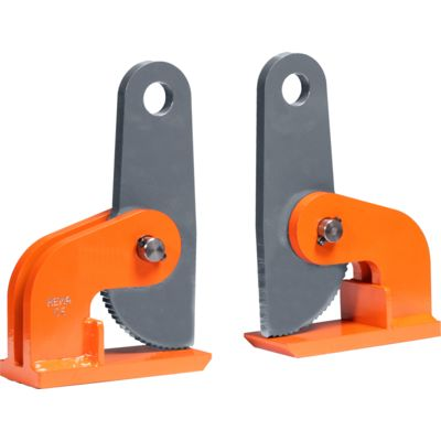 CH horizontal plate lifting clamps