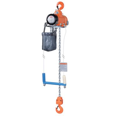 Pneumatic Chain hoist typ KA