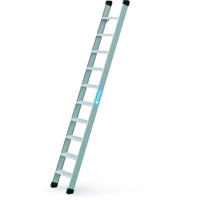 Seventec L, single ladder with treads